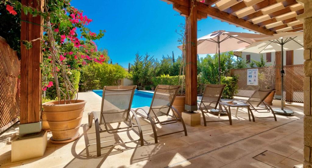 Apartment AT02 Eros, luxury holiday apartment, Aphrodite Hills Resort, Cyprus
