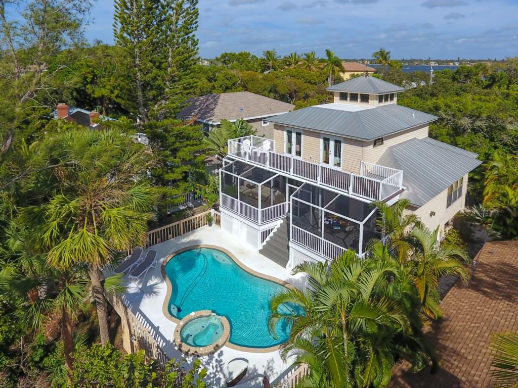 Heron Lagoon Residence