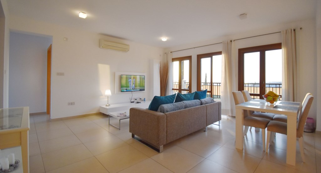 Apartment Theia (BH11) - beautiful modern apartment with sea and sunset views, Aphrodite Hills Resor