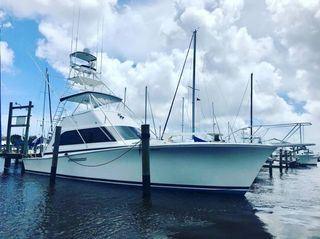 Ocean Adventure on 55 Ft Yacht!