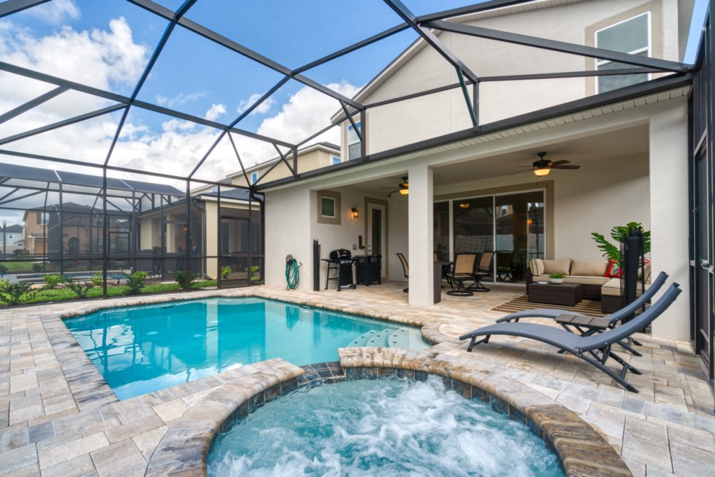 (IHR1706-1043SOL) Solara 4 Bed 3 Bath with Pool/Sp