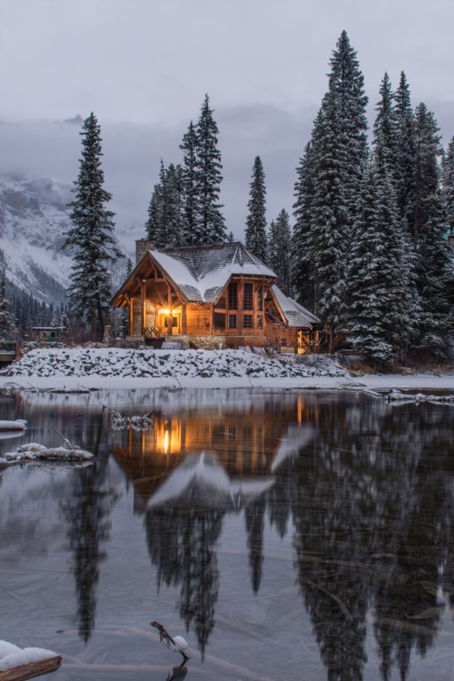 Enchanted Lake House
