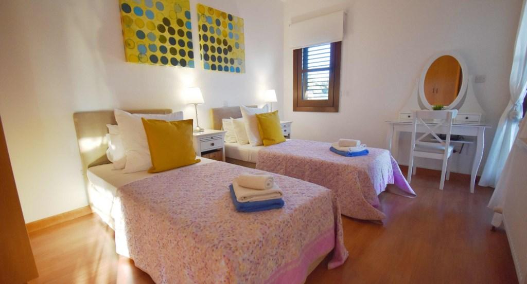Luxury holiday villa on Aphrodite Hills Resort, Cyprus.