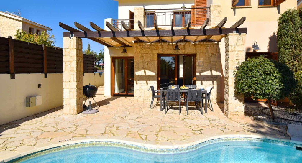 Villa Latsia (HG36), three bedroom luxury holiday villa with private pool, Aphrodite Hills Resort, C