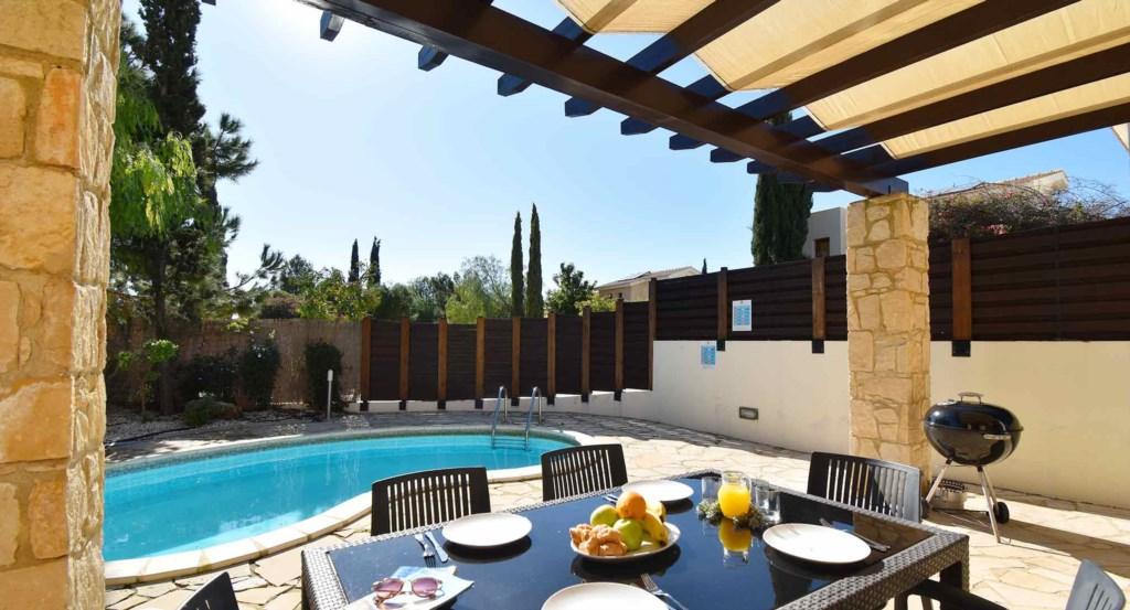 Villa Latsia (HG36), three bedroom luxury holiday villa with private pool, Aphrodite Hills Resort, C