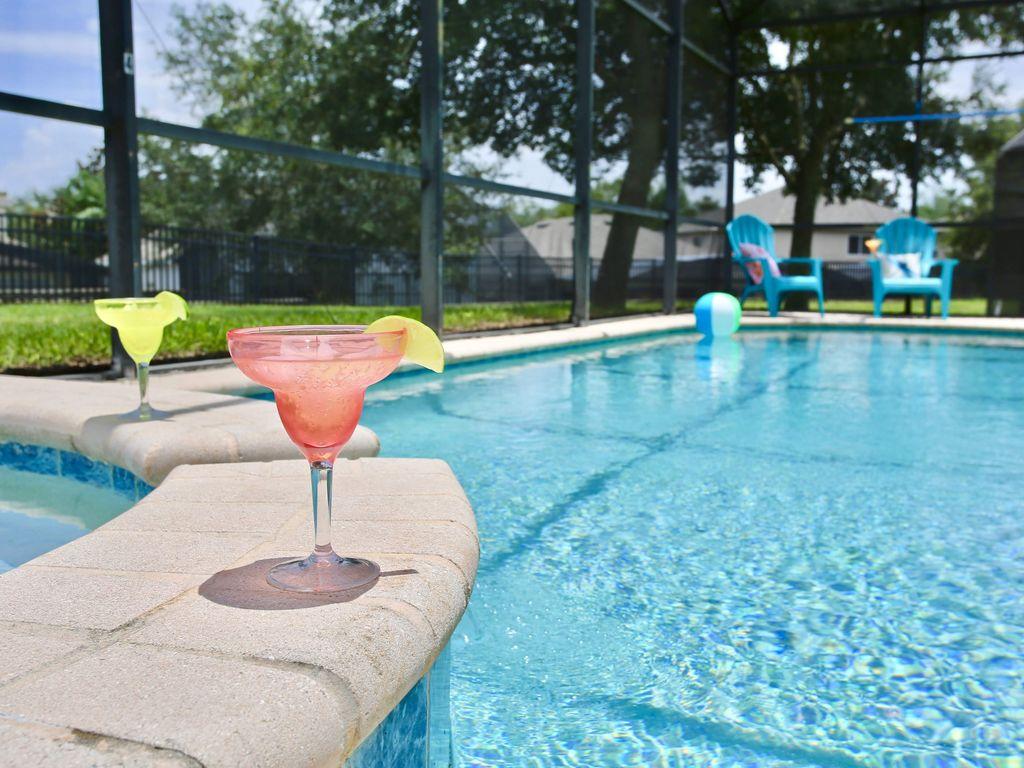 Livin' Free! FREE Resort, New AC GM RM/2 mi. WDW