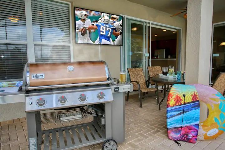 Livin' Great! 3 King Suites/Free Resort/AC Game rm