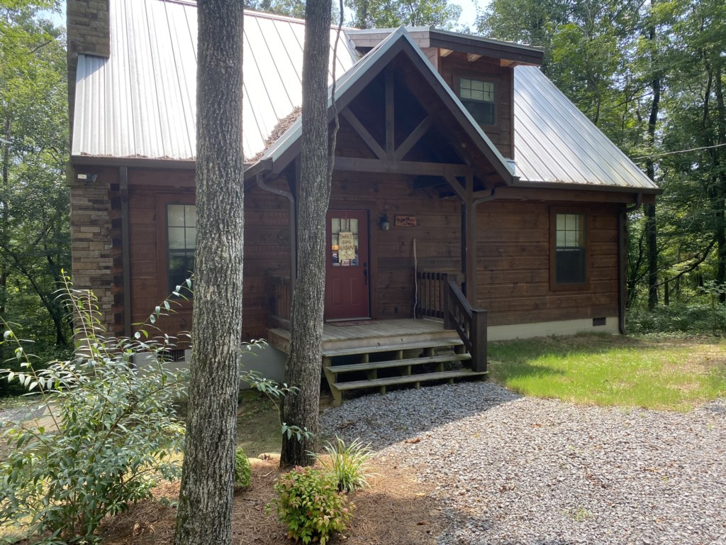 Shelia's Chalet at Little River Canyon