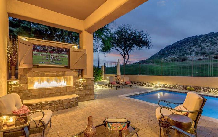Luxurious Home - Breathtaking Mountain Views 4bd