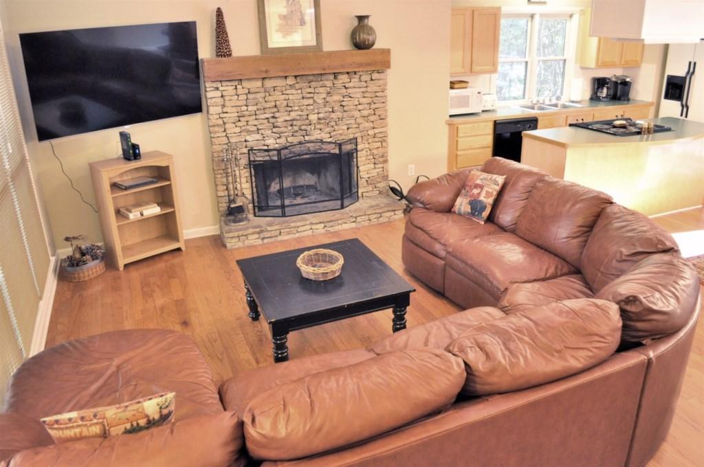 Bear Creek Retreat Rental Home in Big Canoe