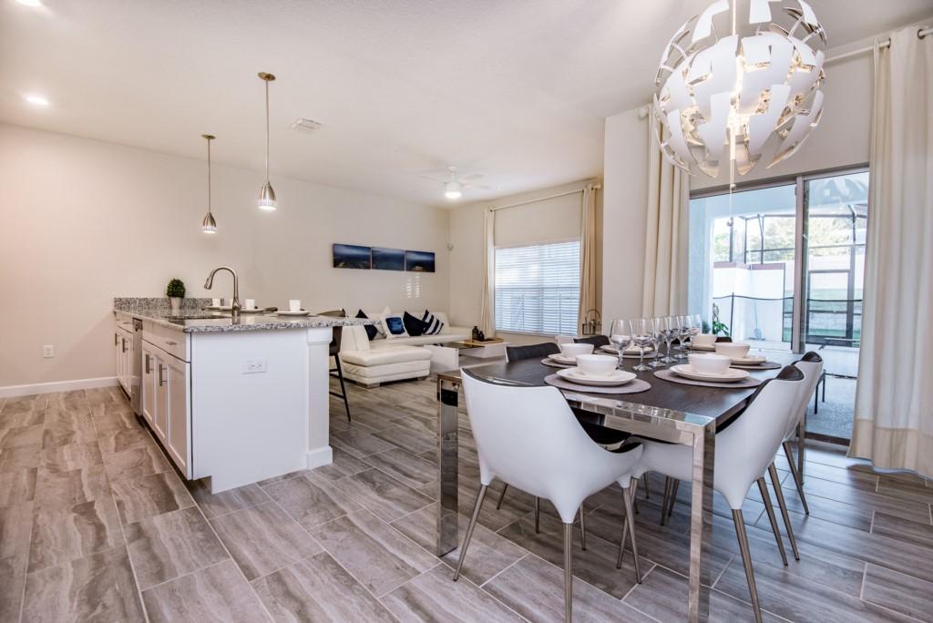Exquisite 4Bedroom 3Bathroom Townhome 1594MVD