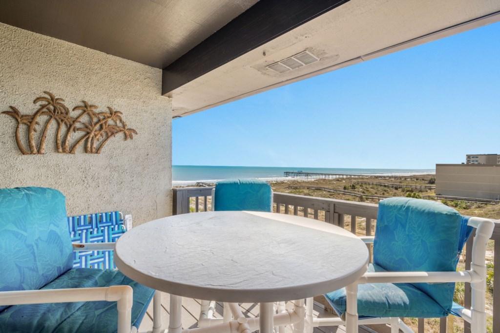 Sand Dollar Villas Unit 311  - Southern Comfort