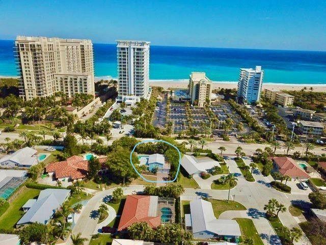 Singer Island Vacation Villa + Direct Beach Access