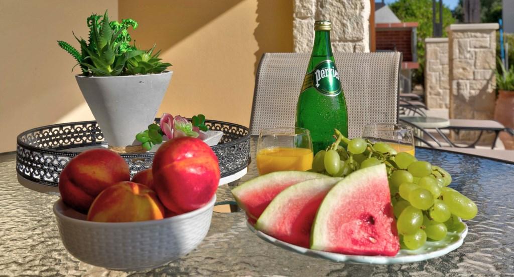 18. Luxury holiday apartment Aphrodite Hills Resort Cyprus_Breakfast Set Up 2.jpg
