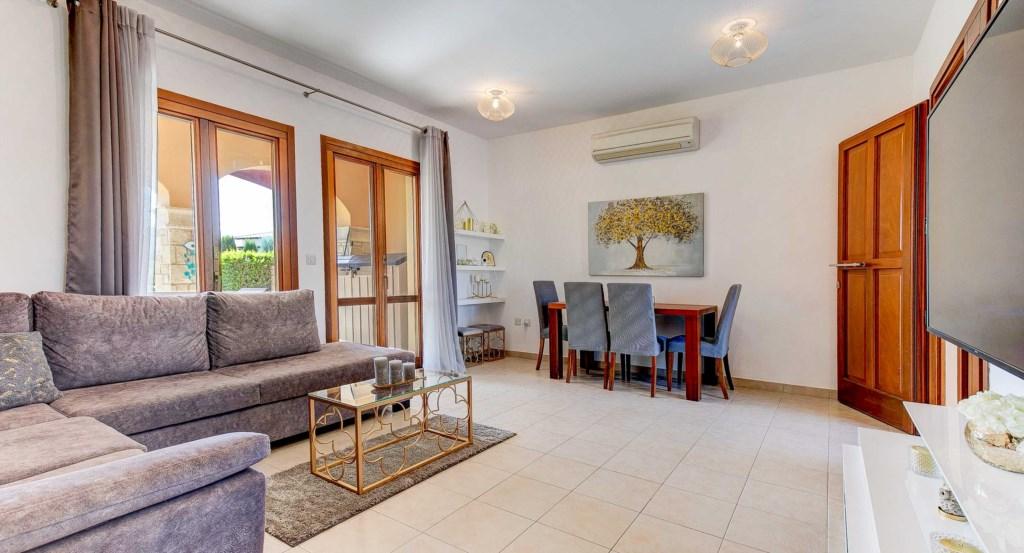 4. Luxury holiday apartment Aphrodite Hills Resort Cyprus_Living Room 3.jpg