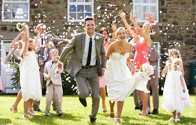Weddings, Events and Parties