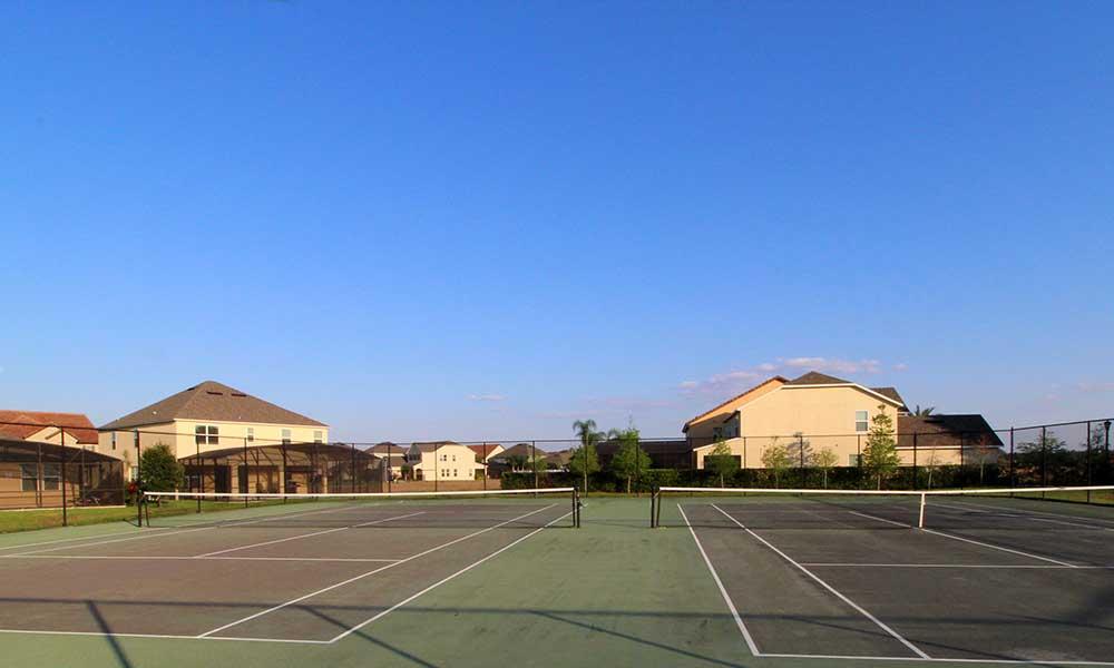 Communal Tennis Courts