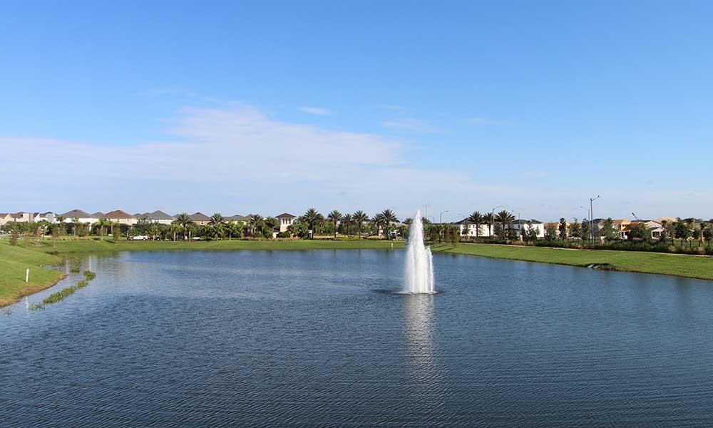 The Lake at Solara