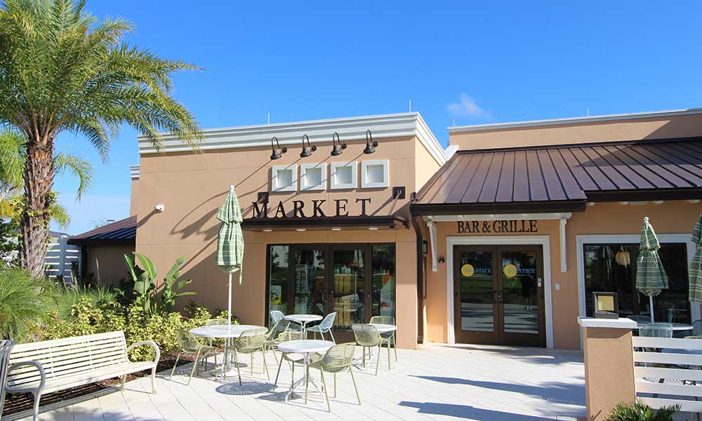 Mini Market & Bar and Grille