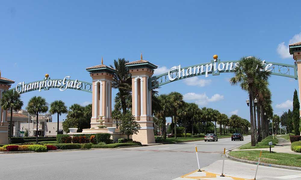 5 Mins to Champions Gate Village