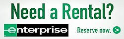 Discounted Rates for Enterprise Rent-A-Car