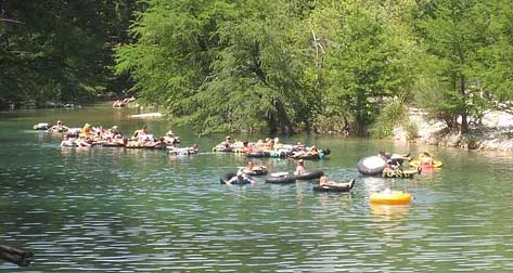 Happy Hollow Frio River Outfitters