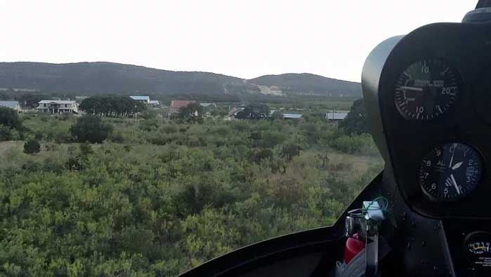 Fly High over the Canyon in a helicopter