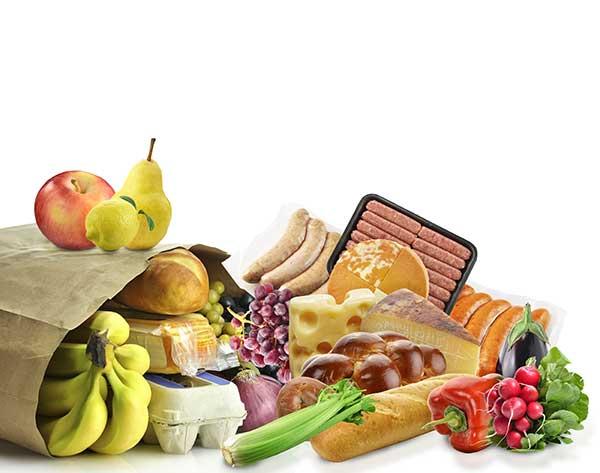 De Luxe Grocery Packag