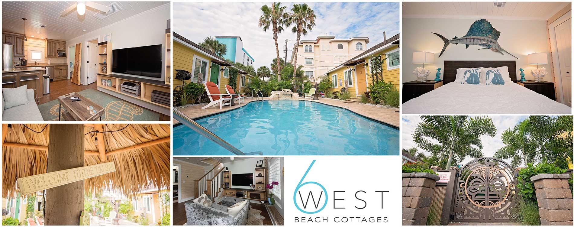 Sunset Inn & Cottages & 6West Beach Cottages