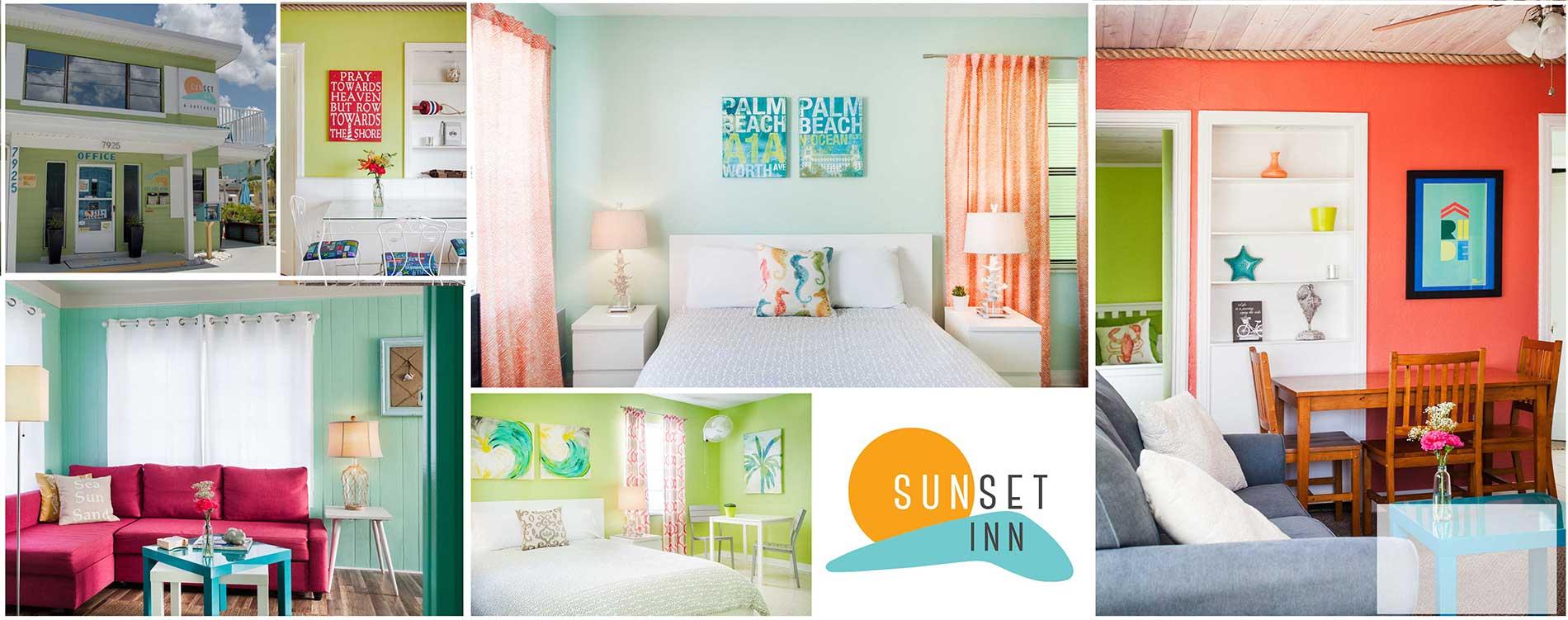 Sunset Inn & Cottages