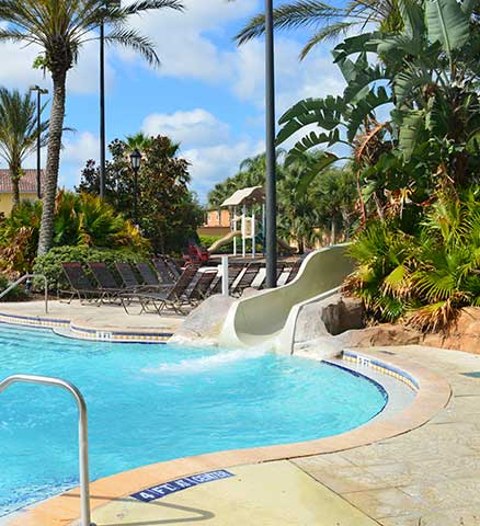 regal palms resort pool
