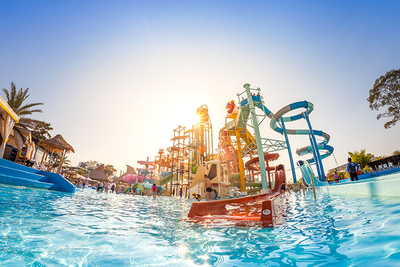Water Parks & Water Sports