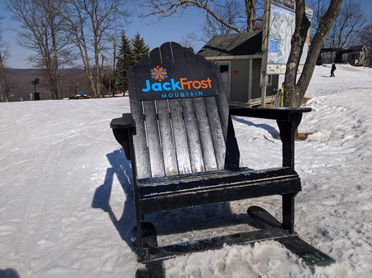 Jack Frost and Big Boulder