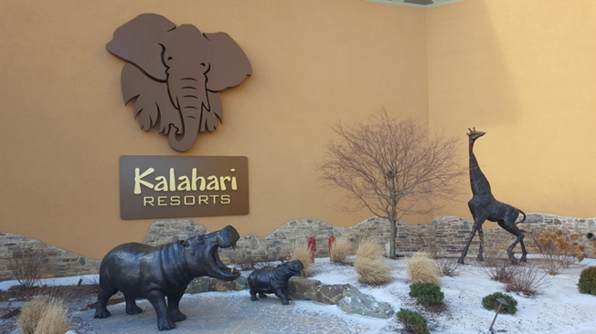 Kalahari Resort
