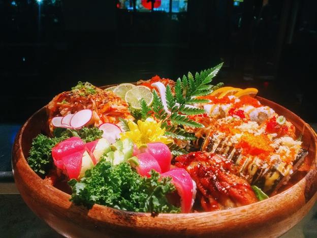 Thai Star Sushi Bar
