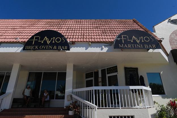 Flavio's Brick Oven Bar