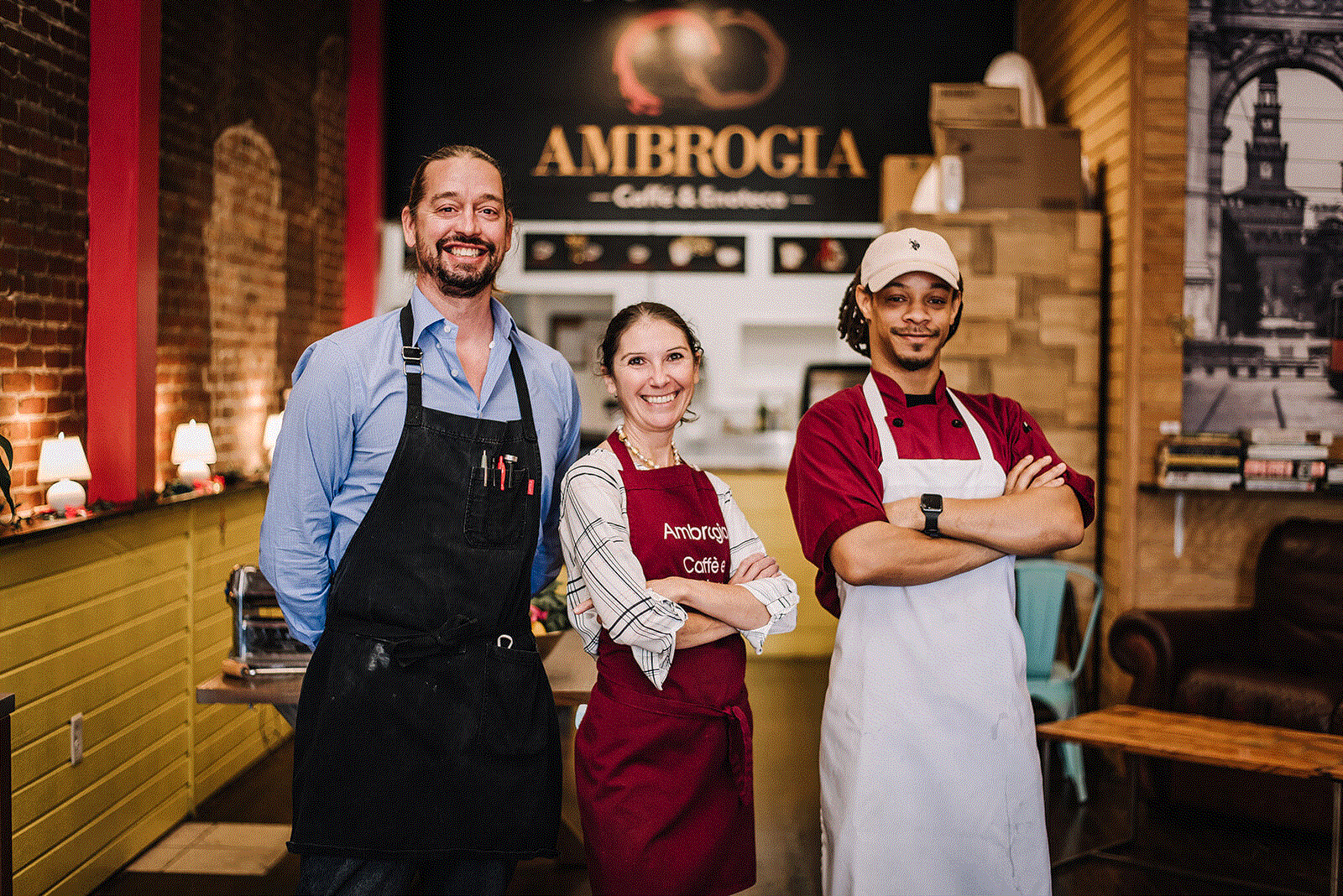 Ambrogia Caffe & Enoteca