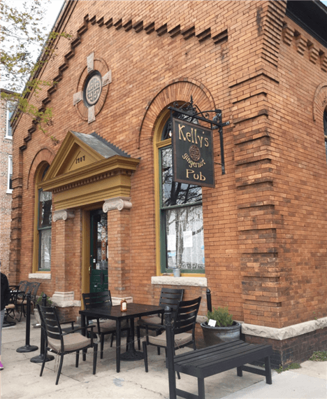 Kelly's Gingernut Pub