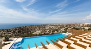 Luxury Villa Rental Villas Aphrodite Hills Cyprus Pool View Golf