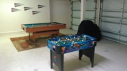 Pool Table  Foosball