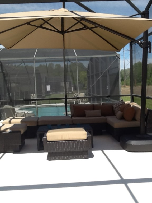 extended deck & patio furniture