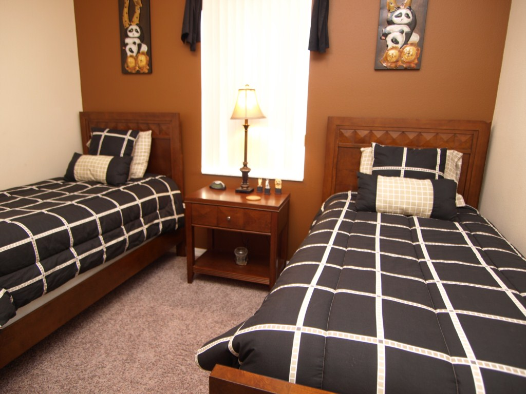 3rd guest bedroom view 2