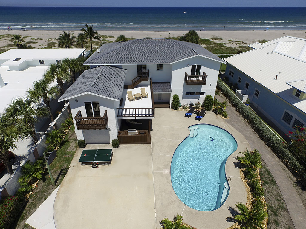 Cocoa Beach Front Vacation Rental Home 3
