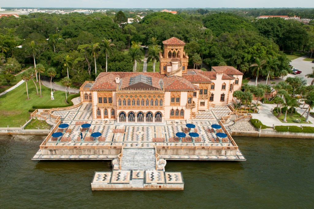 Ringling's Home the