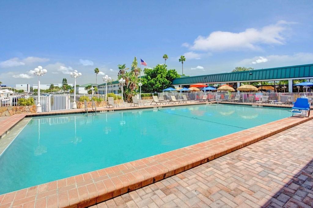 Heated Outdoor Pool Casa Sea Esta