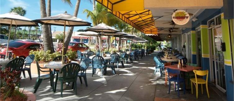 Saint Armands Circle Fine Dining Resturants