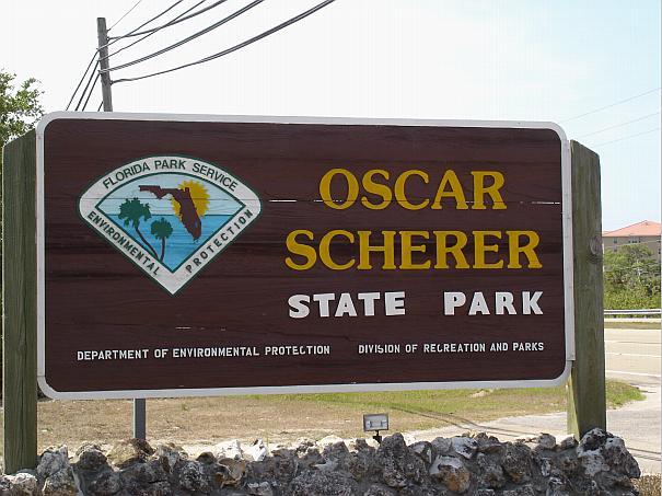 Oscar Sherer Park