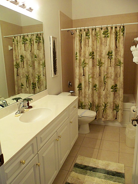 Guest bathroom with Jazzuci tub