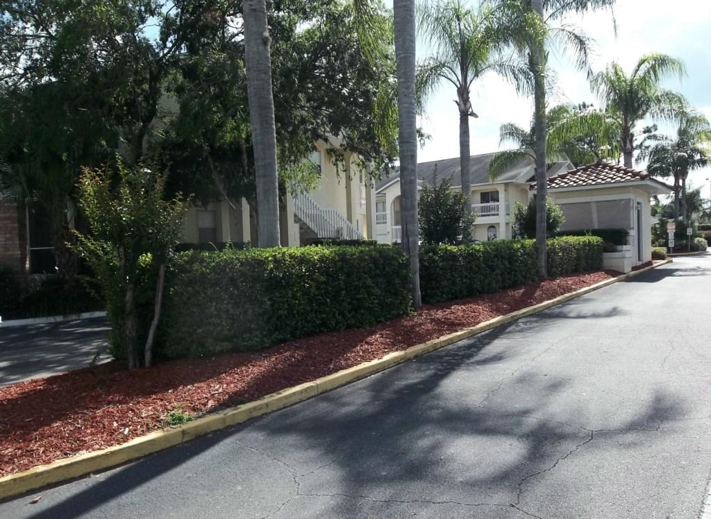 Grand Palms Entrance