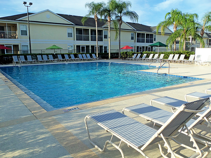 Grand Palms Resort Heated pool